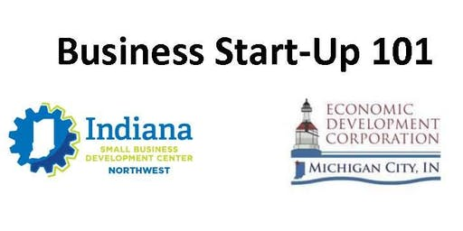 Business Start-up 101 in Michigan City
