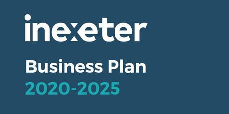 InExeter 2020-2025 Launch Reception tickets