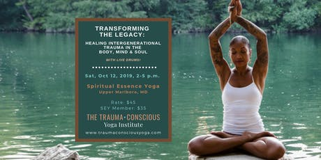 Transforming the Legacy: Healing Intergenerational Trauma in the Body tickets