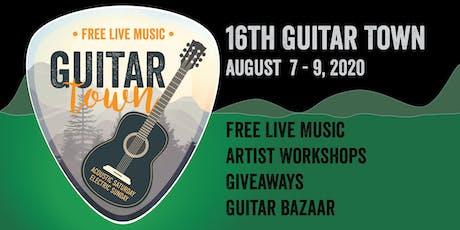16th Annual Guitar Town tickets