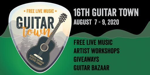 16th Annual Guitar Town
