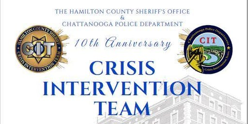Exhibitor Sponsorship Hamilton Co Sheriff Office & Chattanooga Police CIT