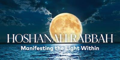 Hoshana Rabbah & Checking Of The Shadow in MIAMI