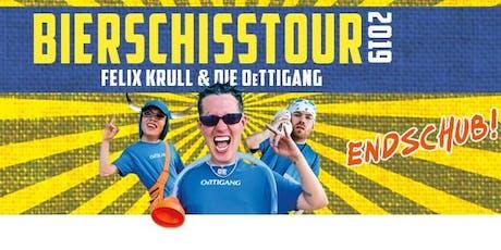Felix Krull & OeTTIGANG Tickets