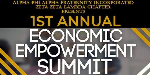 1st Annual Economic Empowerment Summit