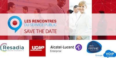 La rencontre des Collectivités Locales en collaboration avec ITC Ariane, Ugap, Resadia et ALE