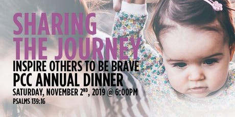 PCC Annual Dinner 2019 - Sharing the Journey tickets