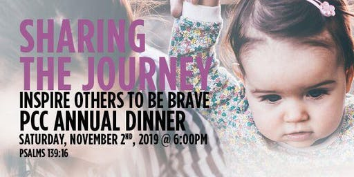 PCC Annual Dinner 2019 - Sharing the Journey