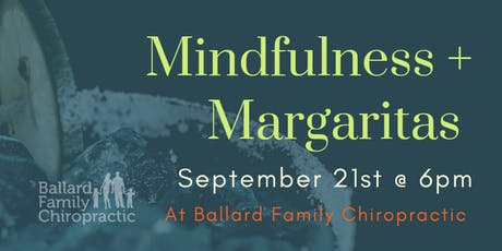 Mindfulness & Margaritas tickets