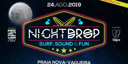 NIGHT DROP-Surf Noturno 2019
