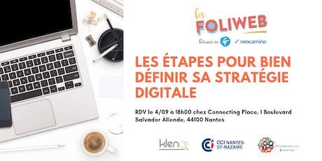 [Nantes] Les étapes pour bien définir sa stratégie digitale billets