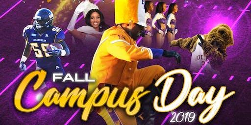 Miles College Campus Day 2019