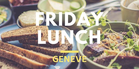 Friday Lunch - La légitimité, on en parle! tickets