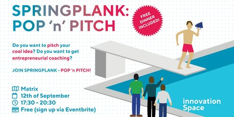 Springplank - POP 'n PITCH tickets