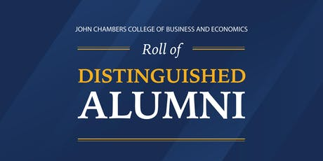 Roll of Distinguished Alumni Induction Luncheon 2019 tickets