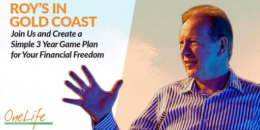 Create a Simple 3 Year Game Plan for Your Financial Freedom