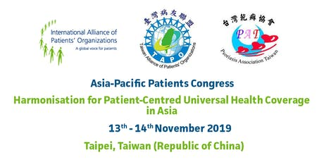 Asia-Pacific Patients Congress tickets