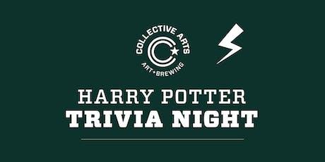 Harry Potter Trivia 4 tickets