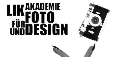Berufsbegleitender Diplomlehrgang Fotodesign Linz Tickets