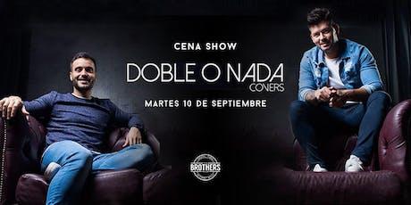 Cena Show • Día del Maestro - ¡Doble o Nada en vivo! entradas