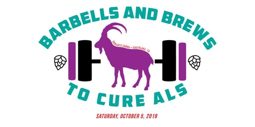 Barbells and Brew's to Cure ALS