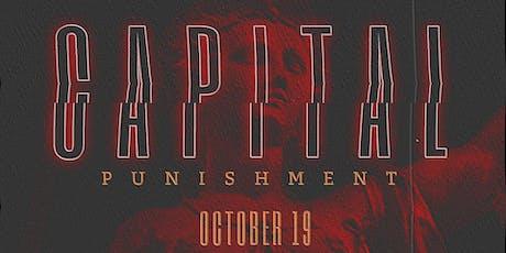Capital Punishment IV tickets