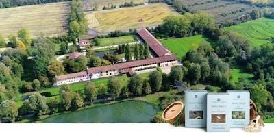 """Visita all'Oasi """"La Cassinazza"""" (PV) con degustazione di Riso Anno Mille - 21/09 2° turno"""