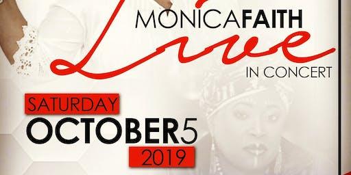 Monica Faith Live In Concert