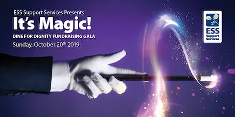 It's Magic! Dine for Dignity Fundraising Gala tickets