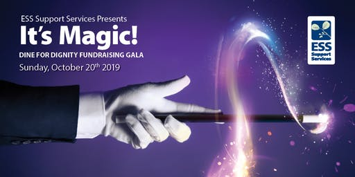 It's Magic! Dine for Dignity Fundraising Gala