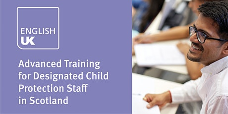 Advanced training for designated child protection staff (Level 2) Scotland in ELT - Glasgow 12 May tickets