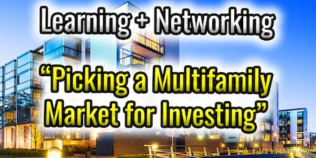 #MFIN Multifamily Monday Meetup - Charleston, SC tickets