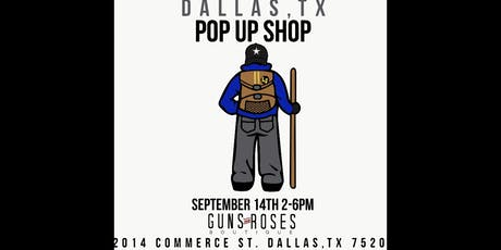 LIFE'S JOURNEY CLOTHING DALLAS, TX POP UP SHOP  tickets