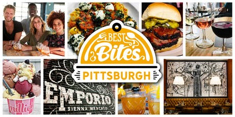 Best Bites Pittsburgh Downtown Restaurant Crawl tickets