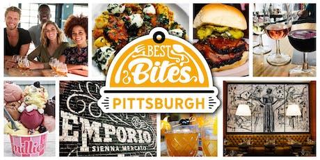 Best Bites Pittsburgh Downtown Restaurant Crawl tickets