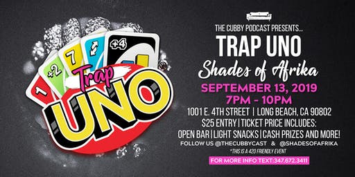 The Cubby Presents: Trap Uno