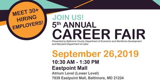 5th Annual Baltimore County Career Fair