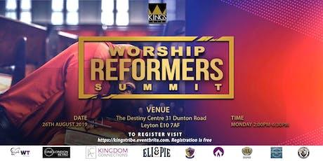 Worship Reformers Summit tickets