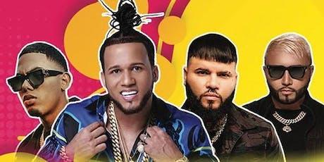 El Alfa, Farruko & Mike Towerz live  with Alex Sensation XL Nightlife 2019 tickets