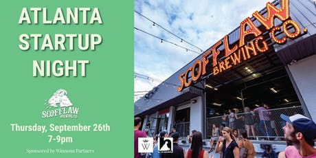 Atlanta Startup Night - Scofflaw Brewing Co tickets