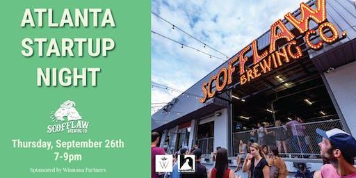 Atlanta Startup Night - Scofflaw Brewing Co