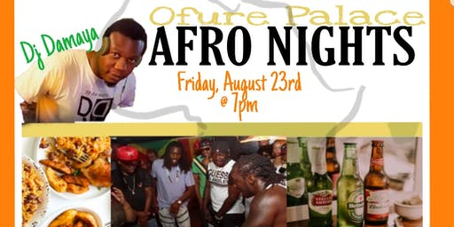 AFRO NIGHTS