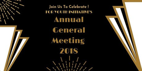 Annual General Meeting - For Youth Initiative tickets