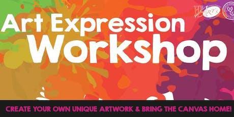 Art Expression Workshop tickets