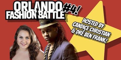 Orlando Fashion Battle 4! tickets