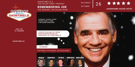 The Dolan Family Presents - Remembering Joe Dolan