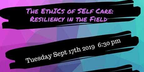 Hospice Dufferin AGM- The Ethics of Self Care: Resiliency in the Field  tickets