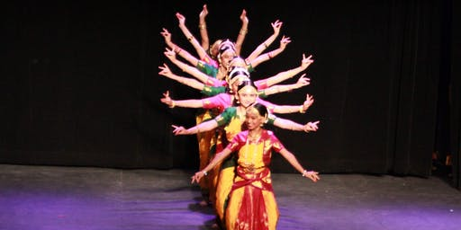 Performance by Bharatham Academy of Indian Dance