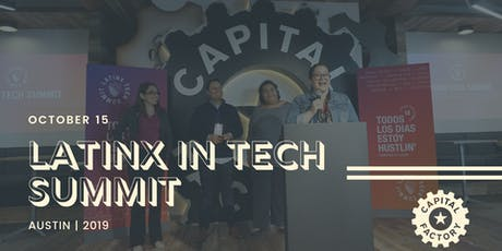 Latinx in Tech Summit tickets