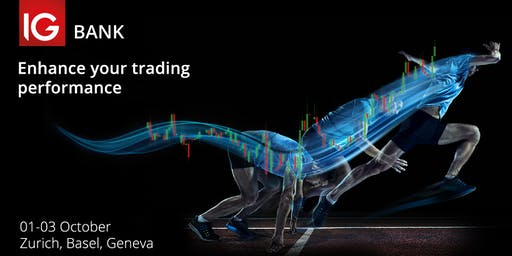 Live trading roadshow - Geneva: Take your trading to the next level